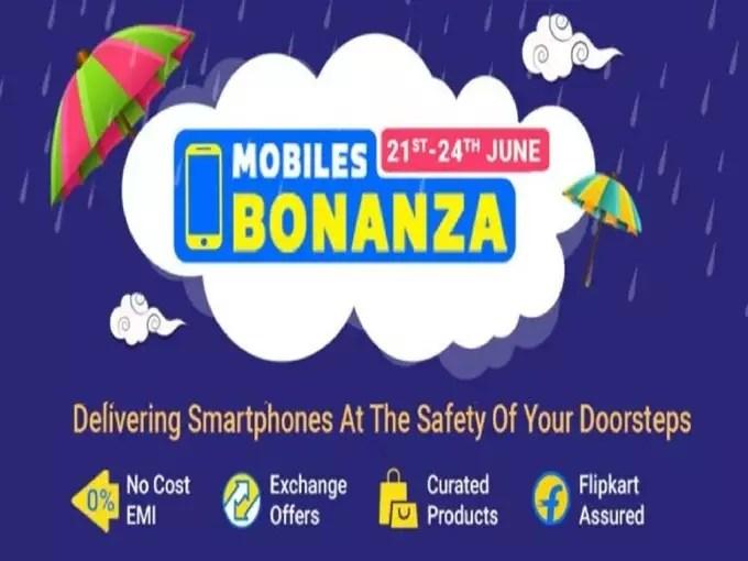 Discount and offers on Poco Smartphones Flipkart Sale 1