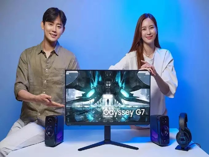 Samsung New Gaming Monitors Odyssey G3 G7 G5 price Specs 2