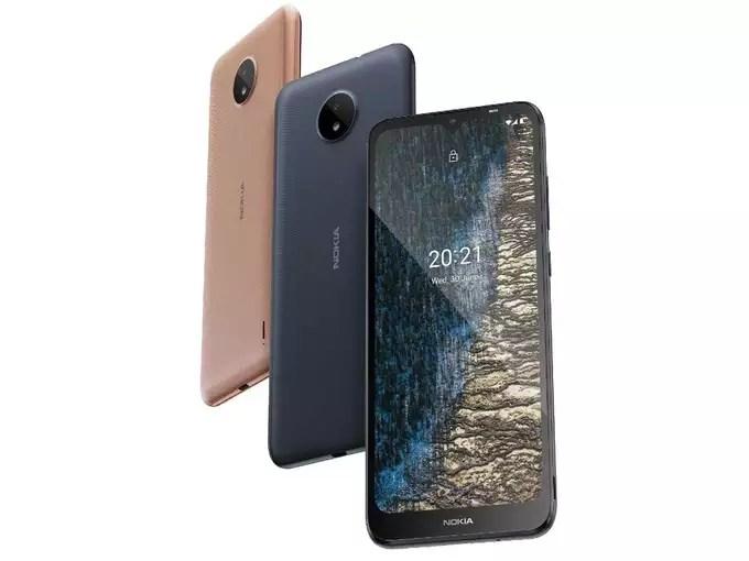Nokia C10 Nokia C20 Nokia G10 Nokia G20 Launch India 1