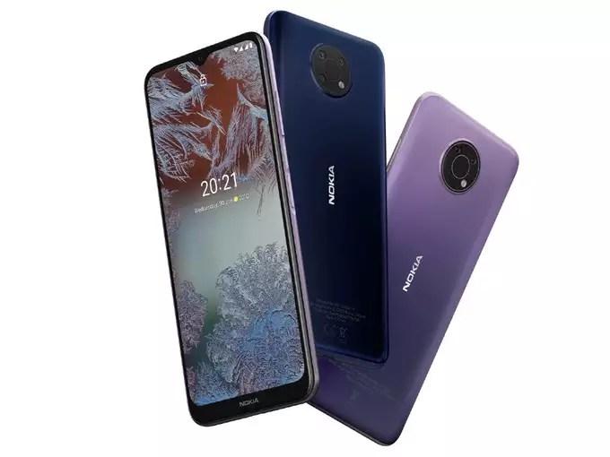 Nokia C10 Nokia C20 Nokia G10 Nokia G20 Launch India 2