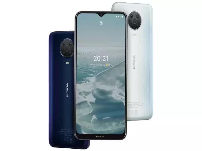 Nokia C10 Nokia C20 Nokia G10 Nokia G20 Launch India 3