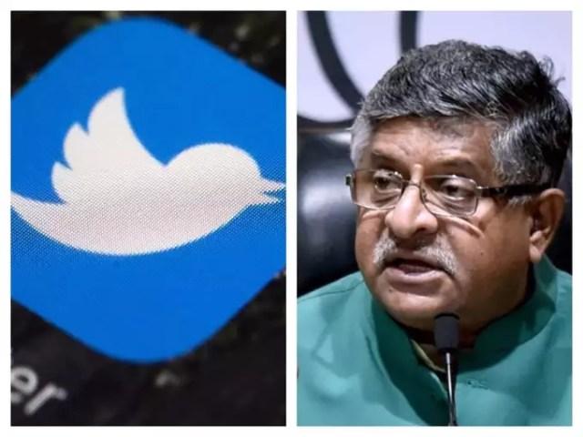 twitter and prasad