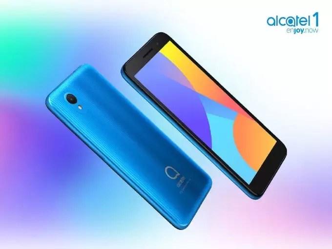 Alcatel 1 2021 and Alcatel 1L Pro Launch Price Specs 1