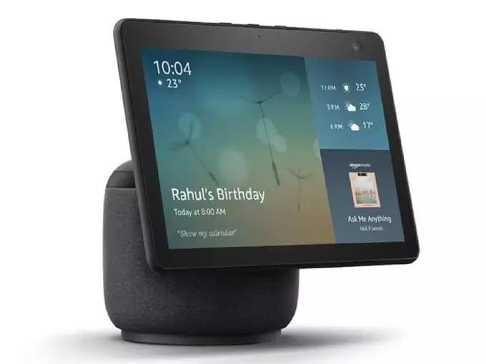 Amazon Echo Show 5 and Echo Show 10 launch price 1