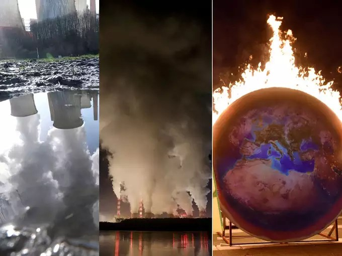 impact of climate change on earth
