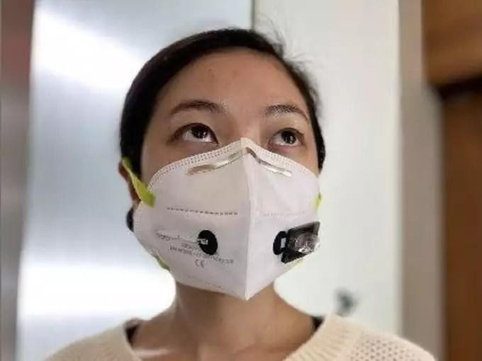 Wearable Biosensor Mask Can Detect Coronavirus