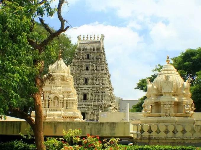 Kote Venkataramana Swamy Temple in Bangalore