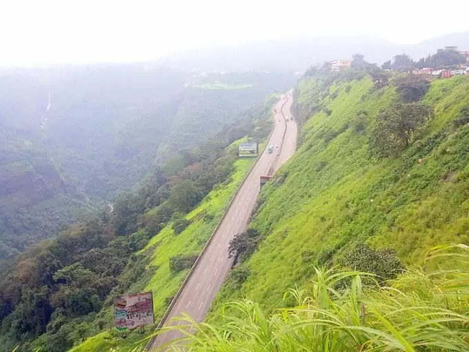 Take a look at the hill stations around Mumbai