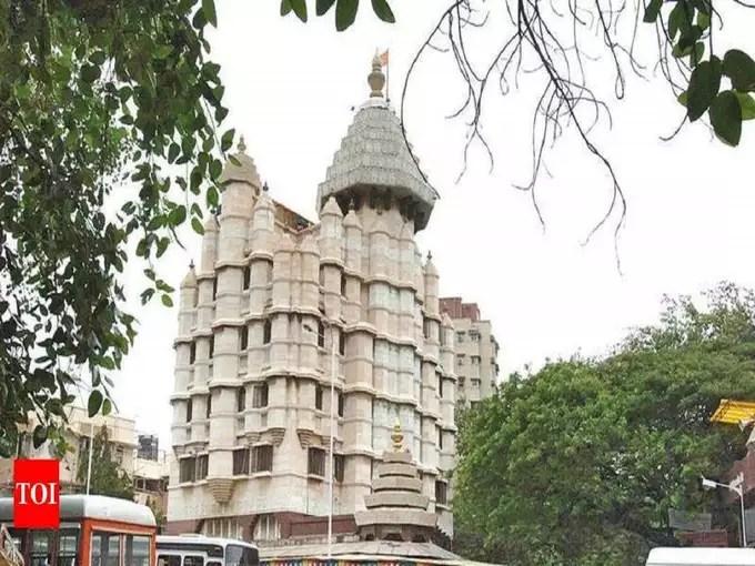 Beautiful and grand temples of Mumbai