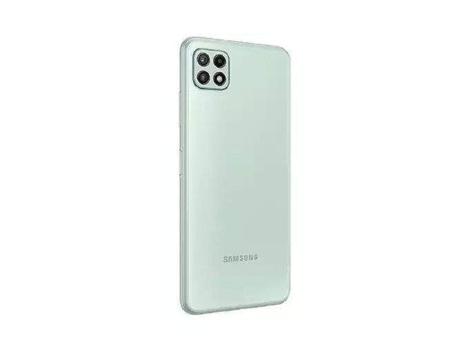 Samsung Galaxy A22 5G Launch Price Specs India 1