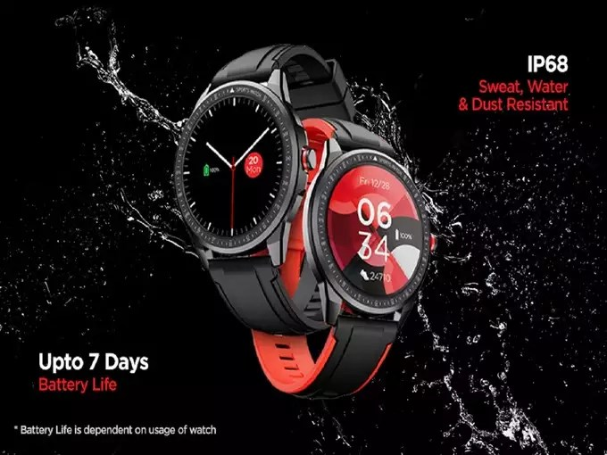 Smartwatch Available on Amazon Prime Day Sale 3