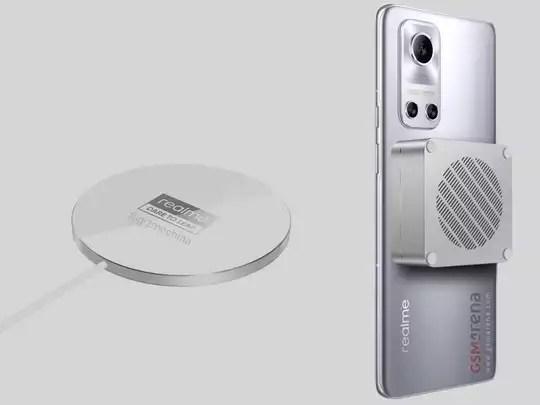ঝড়ের গতিতে ফোন চার্জ! ম্যাগনেটিক ওয়্যারলেস চার্জিং প্রযুক্তি নিয়ে আসছে Realme