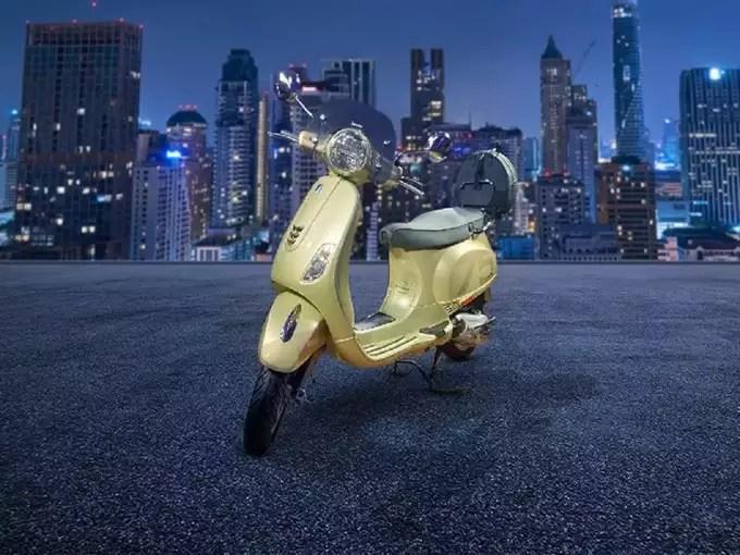 Piaggio Vespa 75th Anniversary Edition Scooter Price 2