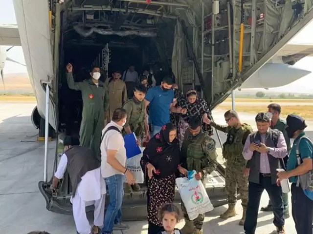 Corona News: 10 people brought from Afghanistan were found corona positive on Tuesday