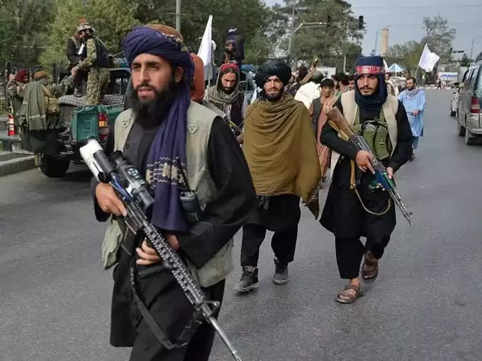 Congratulations to the Taliban