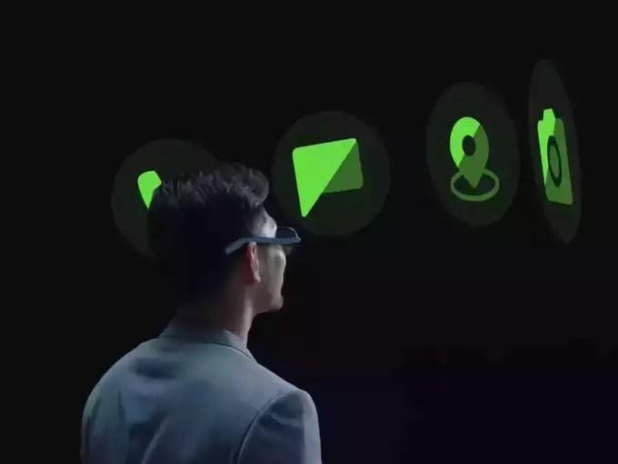 Xiaomi Smart Glasses Display