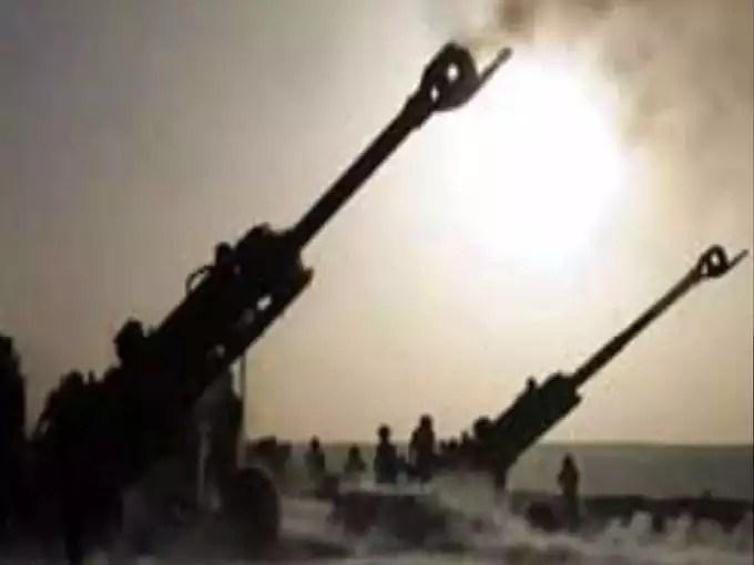 m777 howitzer in India
