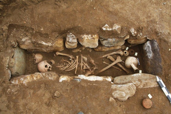 Αρχαιος οικισμος Πλαταμωνας 3