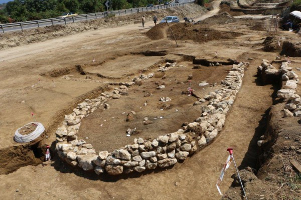 Αρχαιος οικισμος Πλαταμωνας 9