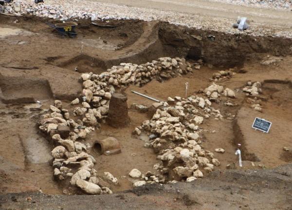 Αρχαιος οικισμος Πλαταμωνας 13