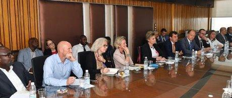 delegation pays bas cote d'ivoire