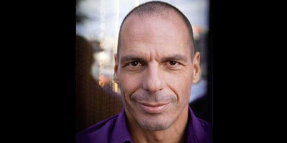 Yannis Varoufakis Syriza's candidate for the elections of January 25 in Greece.