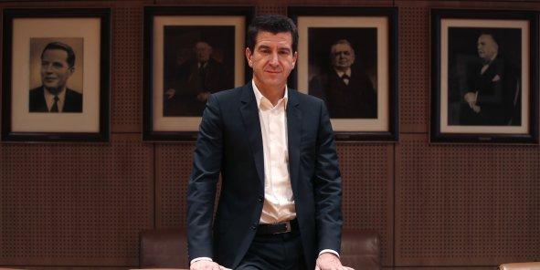 Matthieu Pigasse, dirigeant de la banque Lazard, avait conseillé le gouvernement grec sur l'opération de la dette privée en 2012.
