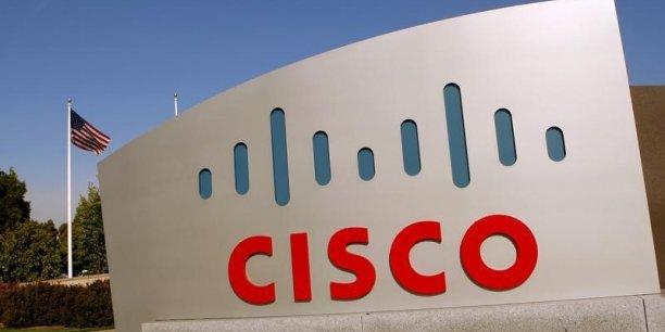L'américain Cisco a annoncé en octobre le doublement de son investisement dans les start up françaises pourle porter à 200 millions de dollars