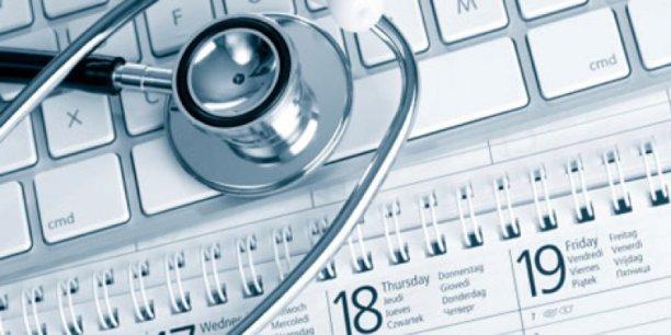 Selon les gros acteurs du secteur, 5 à 10% des 222.000 médecins ont souscrit à une solution de rendez-vous médicaux en ligne.