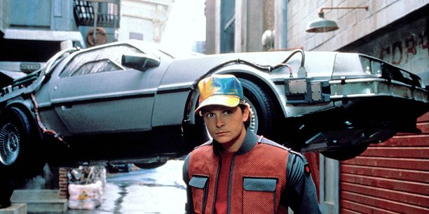 Retour vers le futur II - Universal Pictures