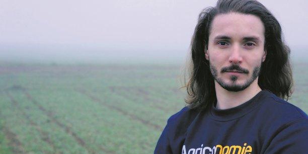 Paolin Pascot est le président de l'association La Ferme digitale.