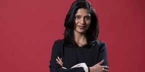 Kavita Gupta worked for Eric Schmidt's Family Office, the former boss of Google, before joining Consensys to lead his venture capital arm Consensys Ventures, which invests in Blockchain startups around the world. , including France.