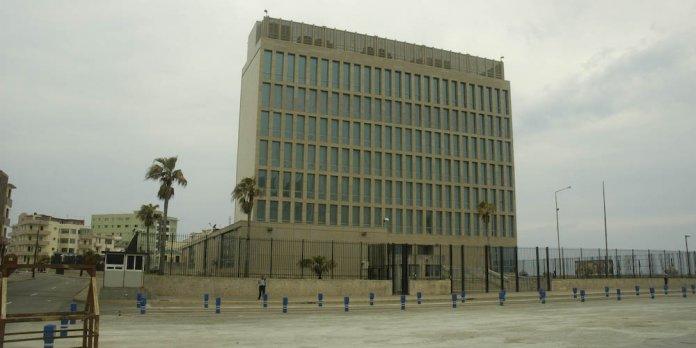 cuba l ambassade americaine rouverte a