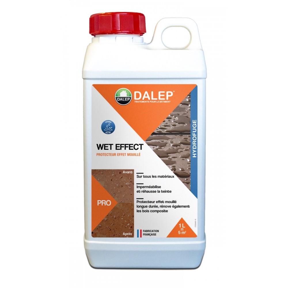 hydrofuge protecteur aspect effet mouille wet effect