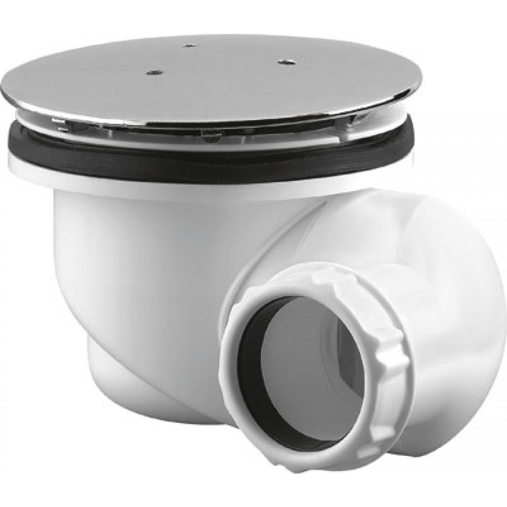 bonde de douche 90 mm sortie orientable a 180 la goulue
