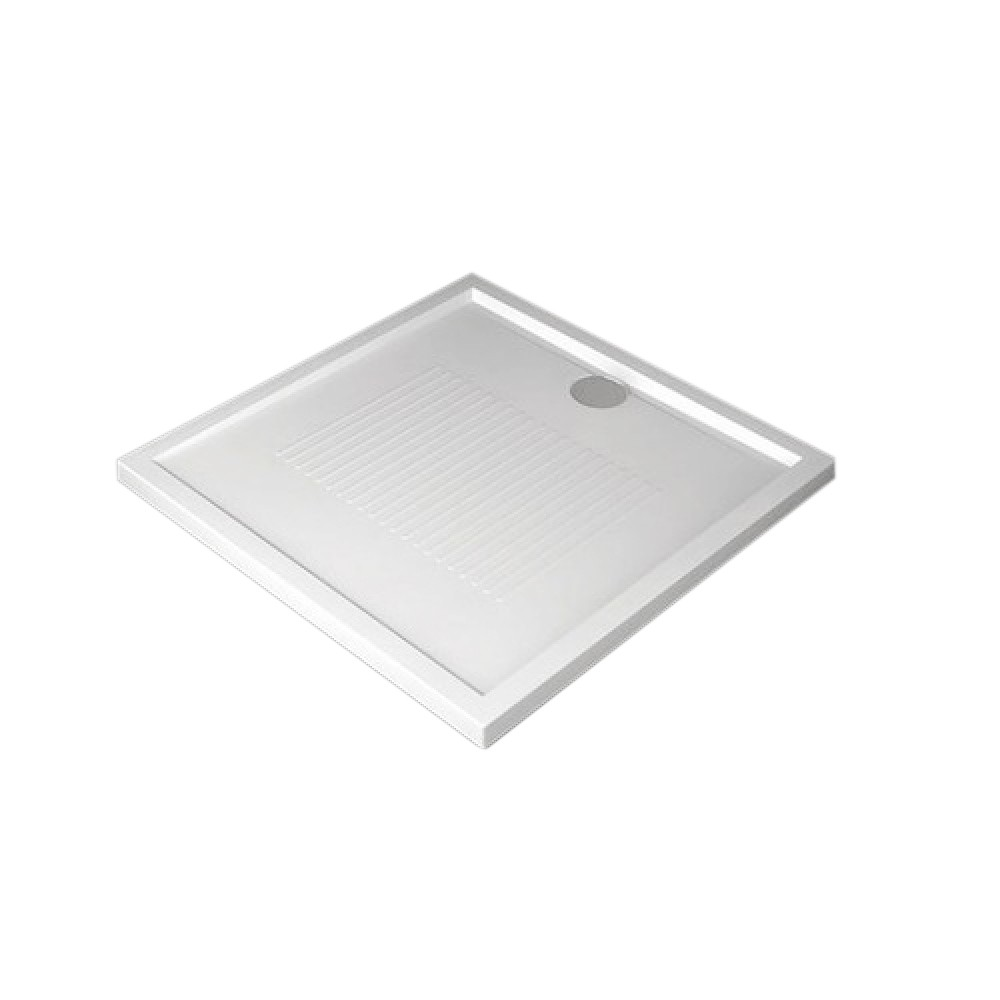 receveur de douche extra plat 90x90 cm new olympic