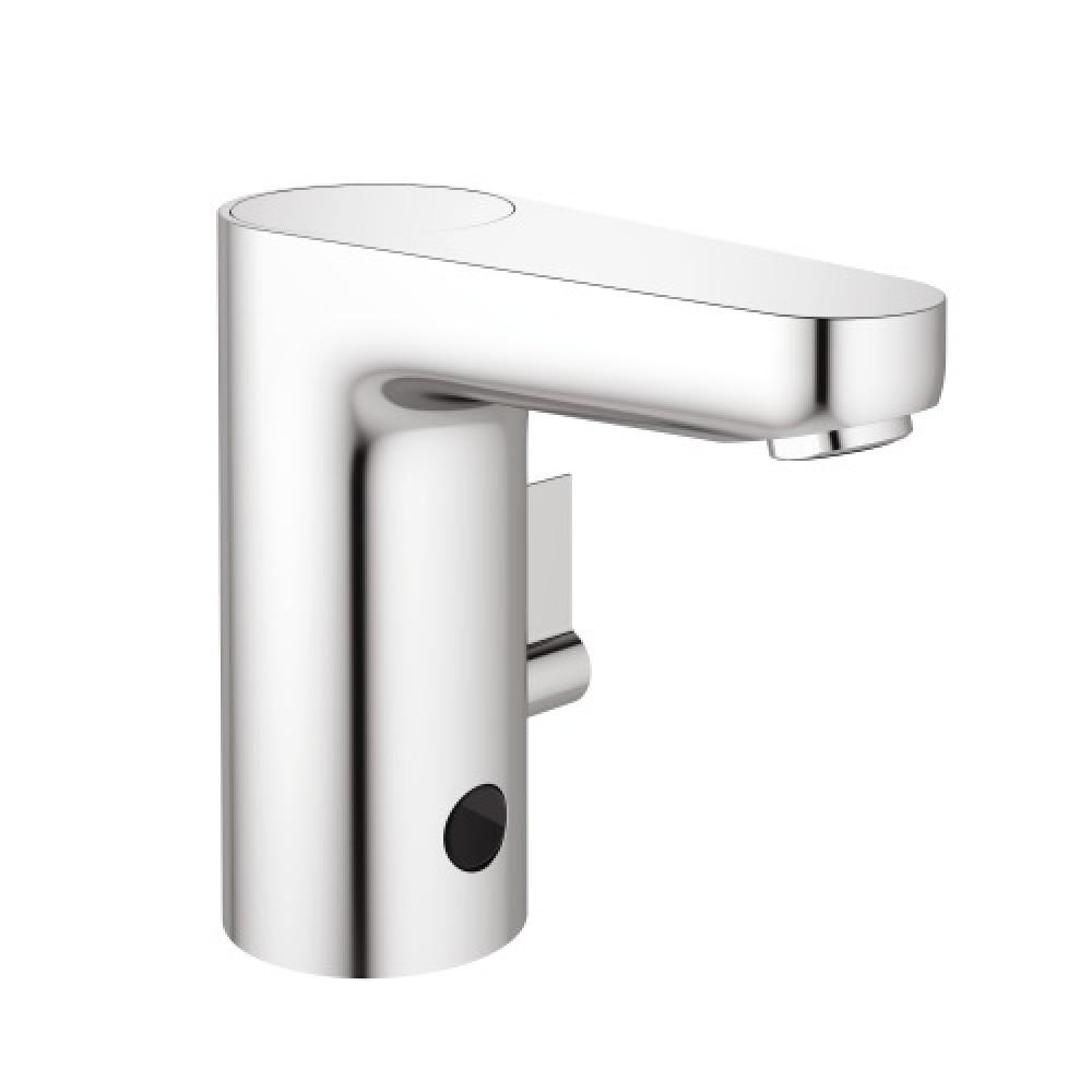 mitigeur de lavabo a presence infrarouge a pile okyris clinic