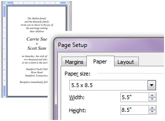 how to print cardstock tips to print