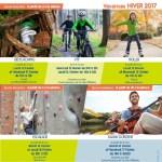 Affiche Sport - Vacances HIVER 2017 - A la une