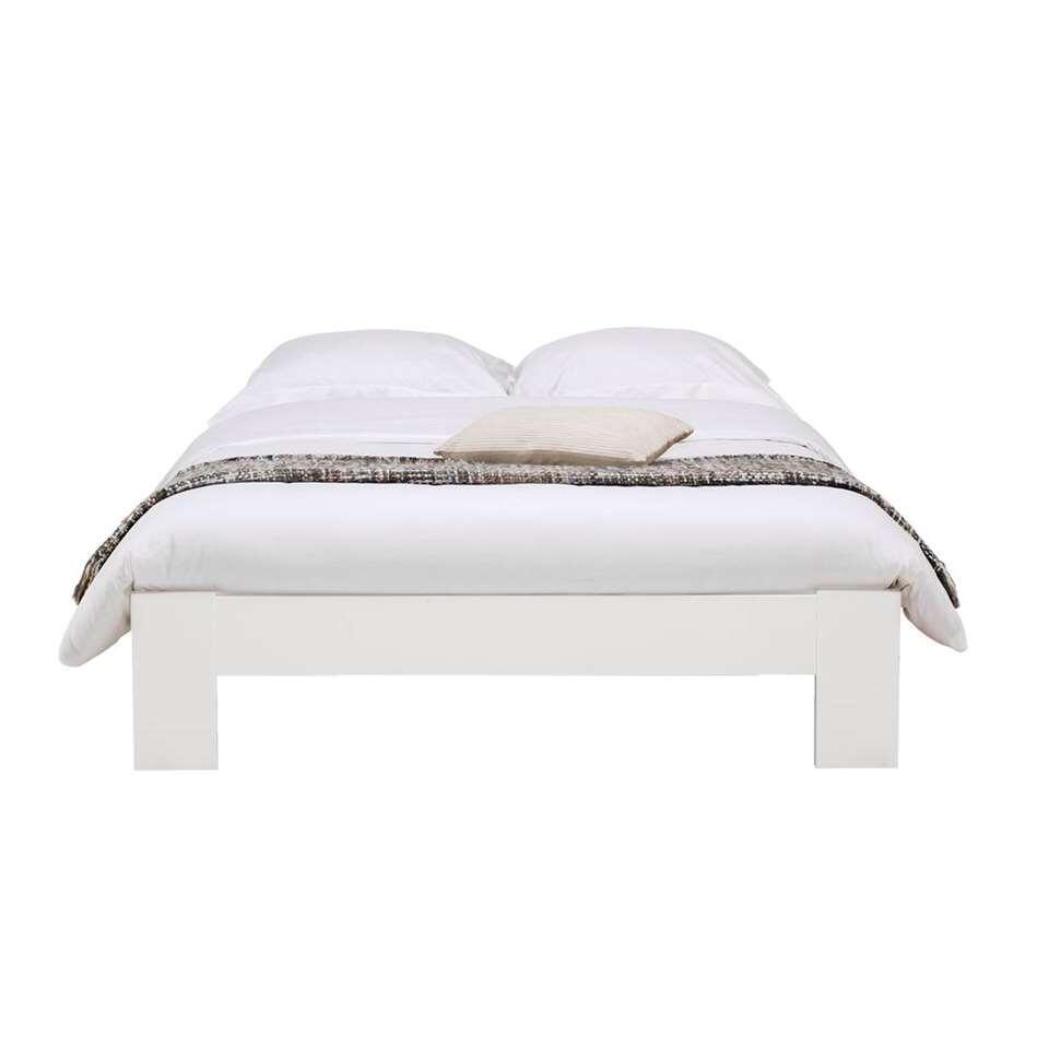lit sydney blanc 140x200 cm