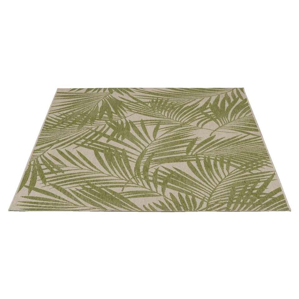 Tapijt Kerala  groennaturel  160x230 cm