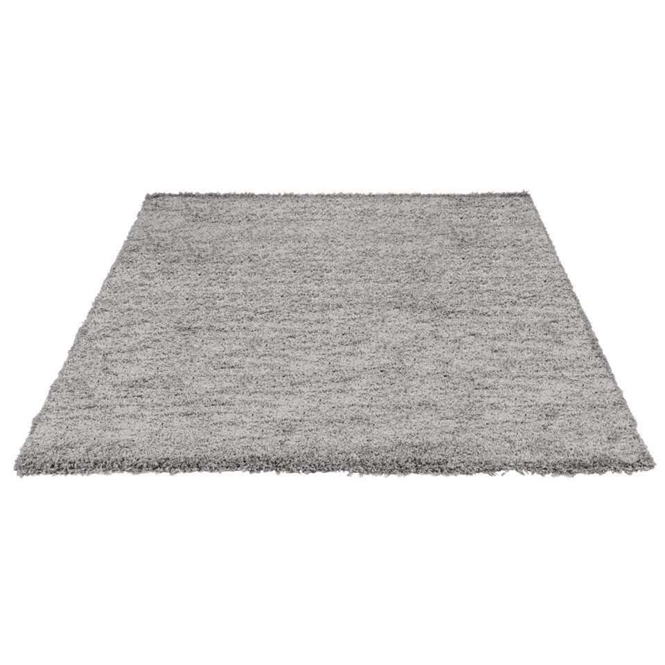 tapis domino gris 160x230 cm