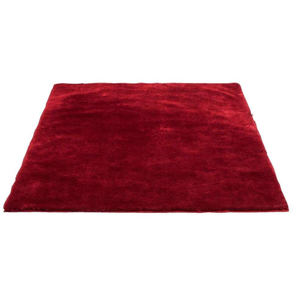 Tapis Tessa  rouge  160x230 cm