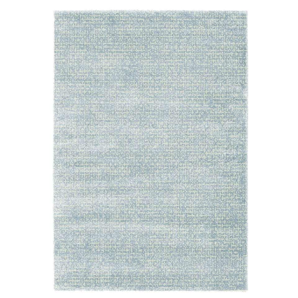 Tapijt Oreby  blauwzilverkleur  120x170 cm