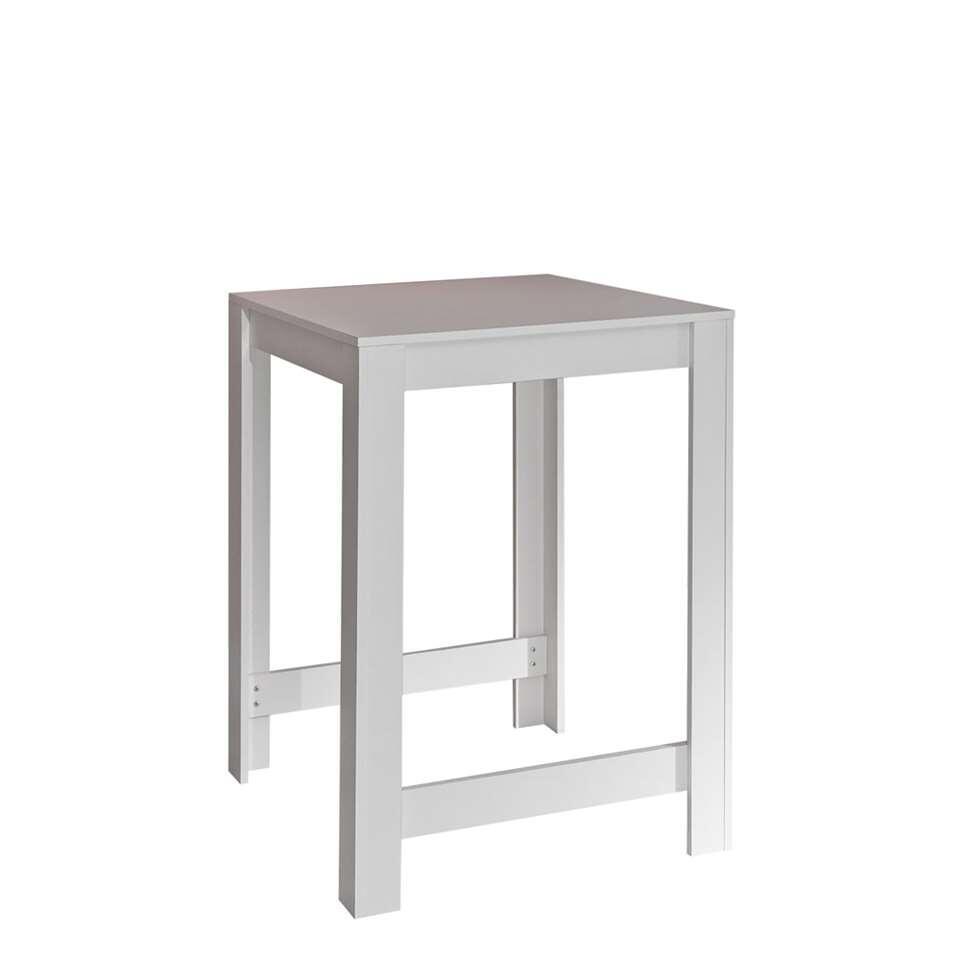symbiosis table bar tilst blanche gris beton 102x80x70 cm
