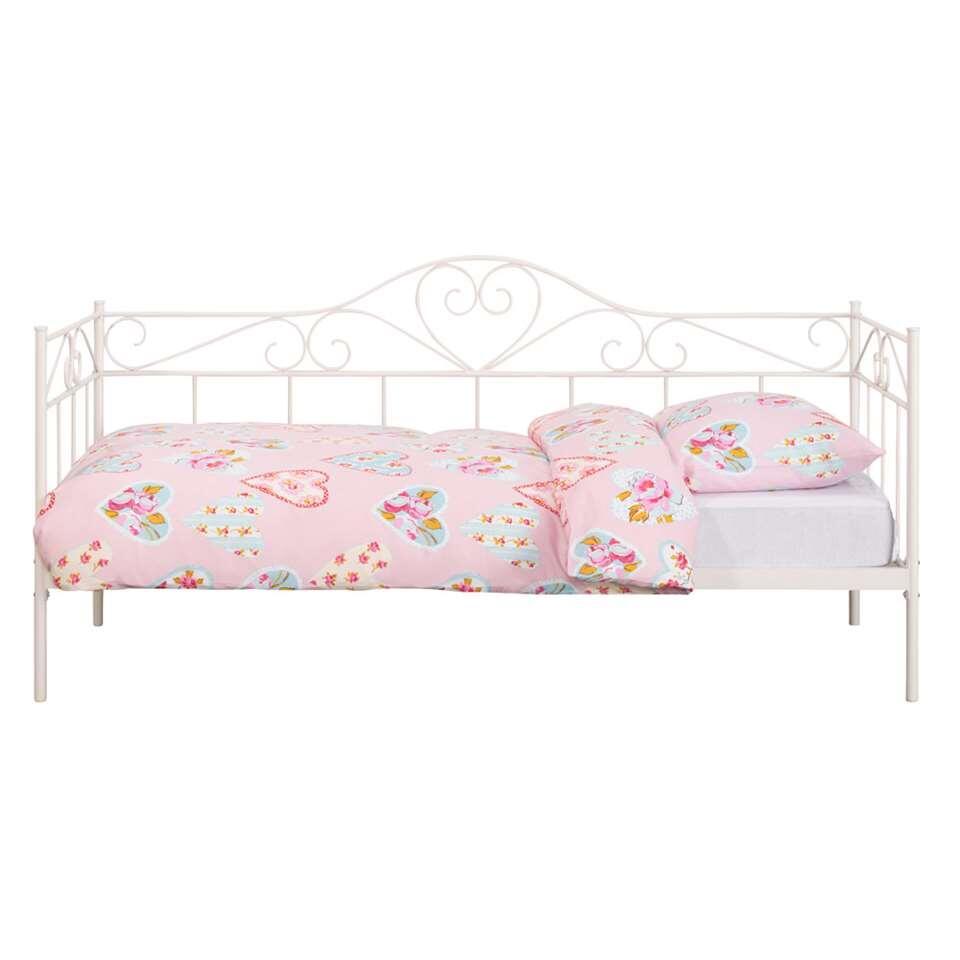 Sofabed Valerie  wit  90x200 cm