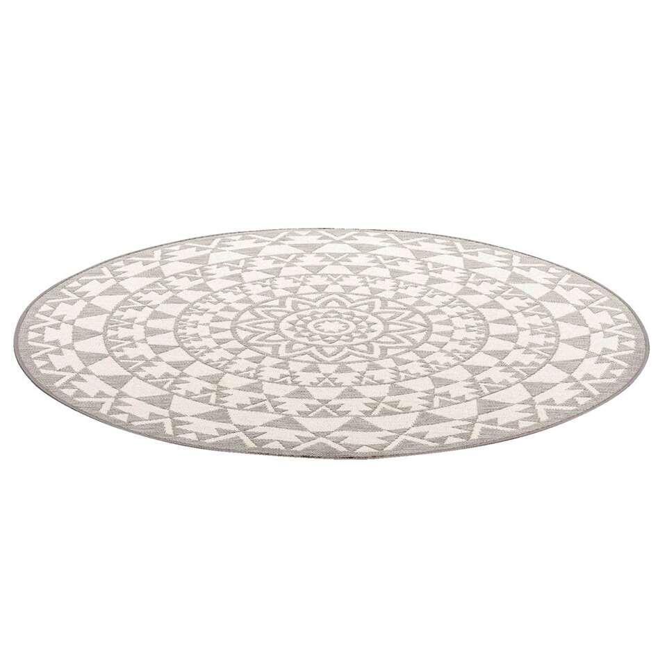 Vloerkleed Essenza  grijs  160 cm