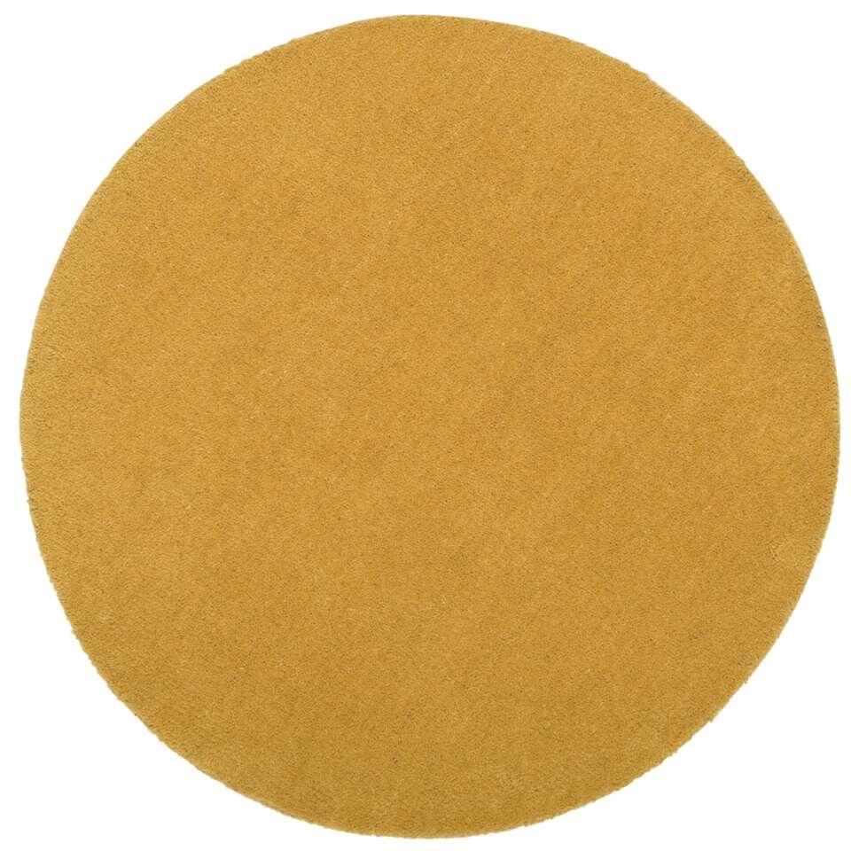 Vloerkleed Colours  oker  68 cm