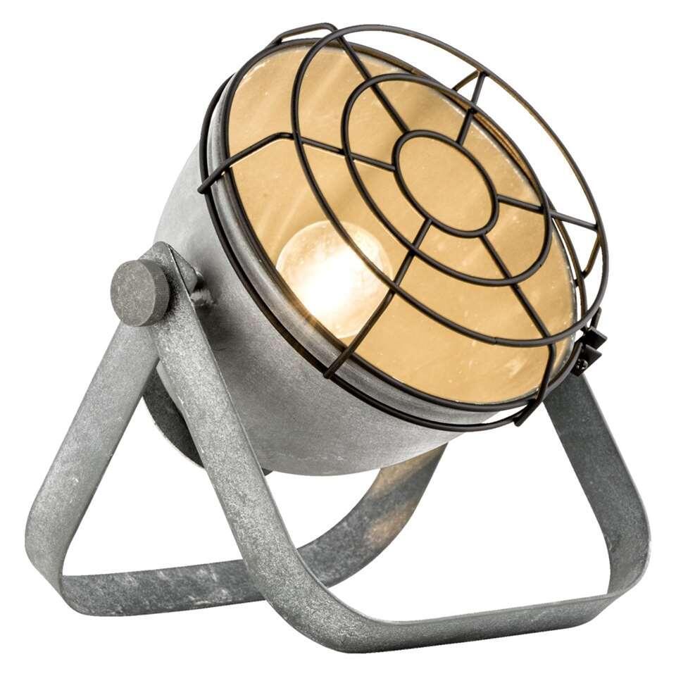 Tafellamp Victor  cementkleur