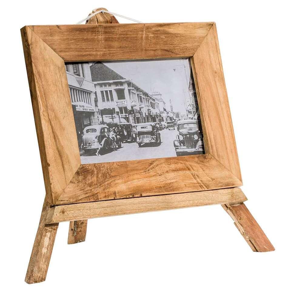 Vloerbescherming Bureaustoel Leenbakker.Fotolijst Voor Meerdere Fotos Galeria 3x13x18 Zwart Kunststof